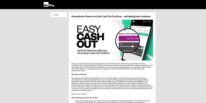 Moplay Cashout