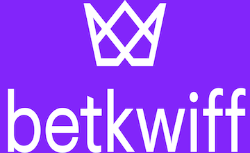 betkwiff White Logo